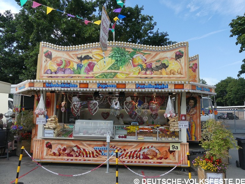 Pop Up Freizeitpark