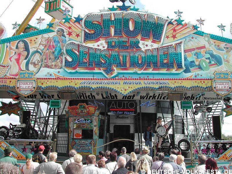 Eisleben Wiesenmarkt 2005