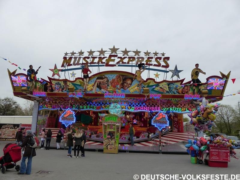 Bielefeld Frühjahrskirmes
