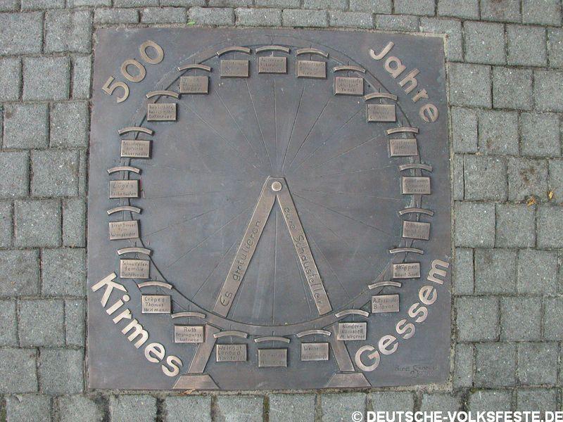 500 Jahre Gesmolder Kirmes 2010