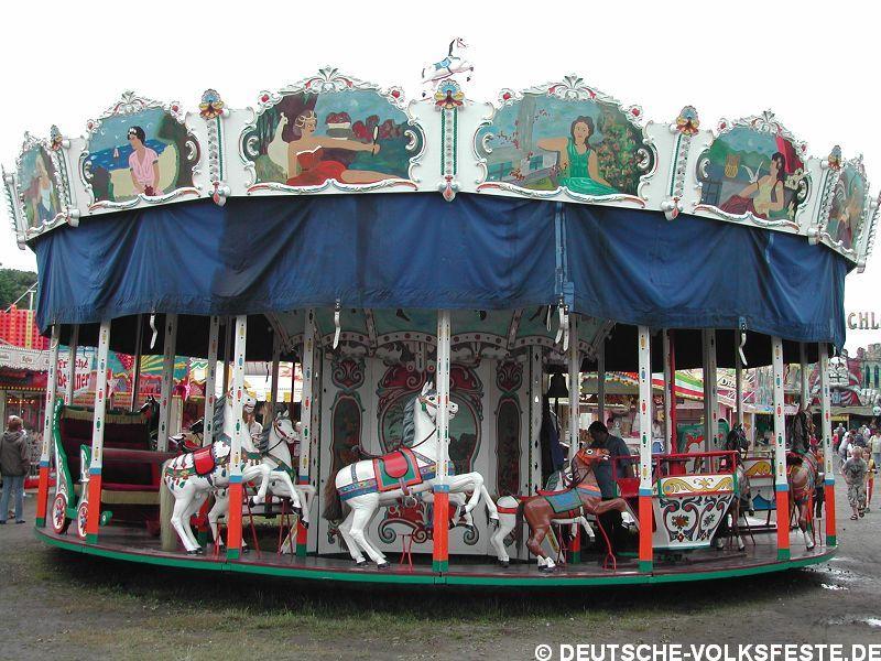 Heidmühle Kramermarkt 2007