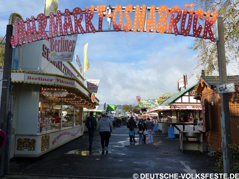 Osnabrück Jahrmarkt