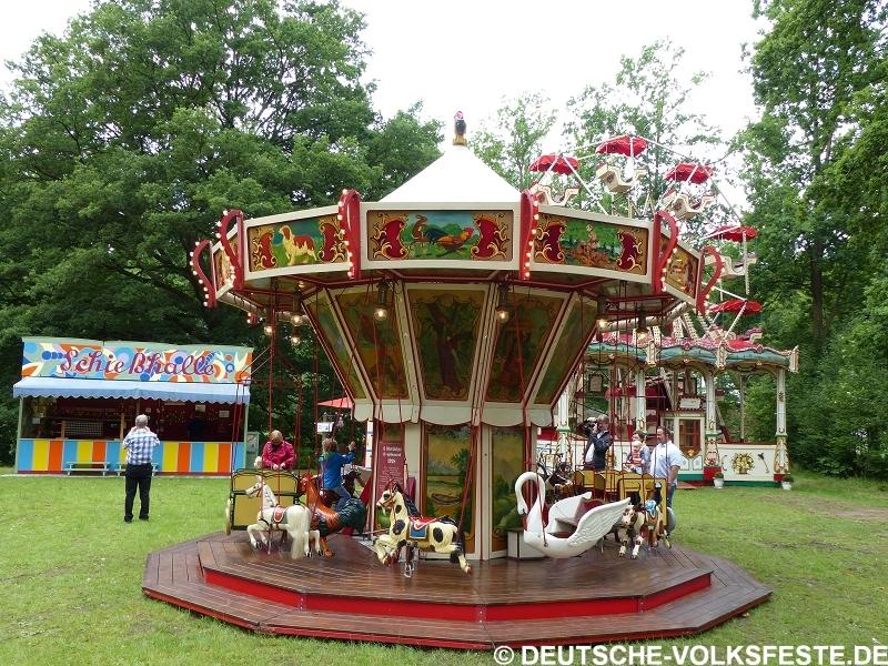 Cloppenburg Historische Dorfkirmes 2015