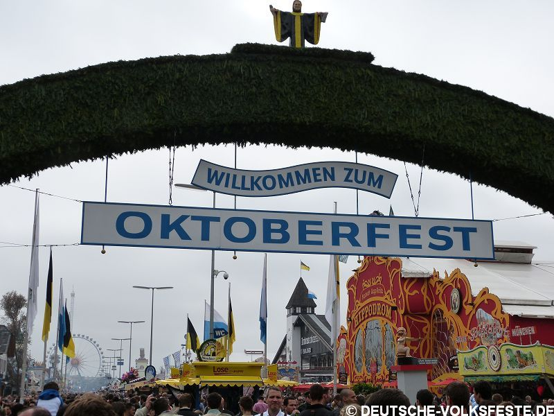 München Oktoberfest 2013