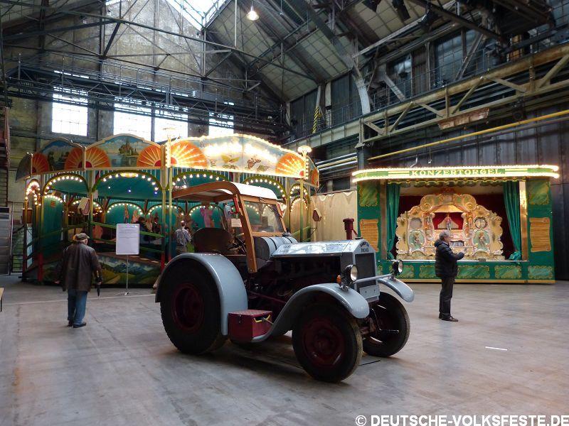 Bochum Historischer Jahrmarkt 2014