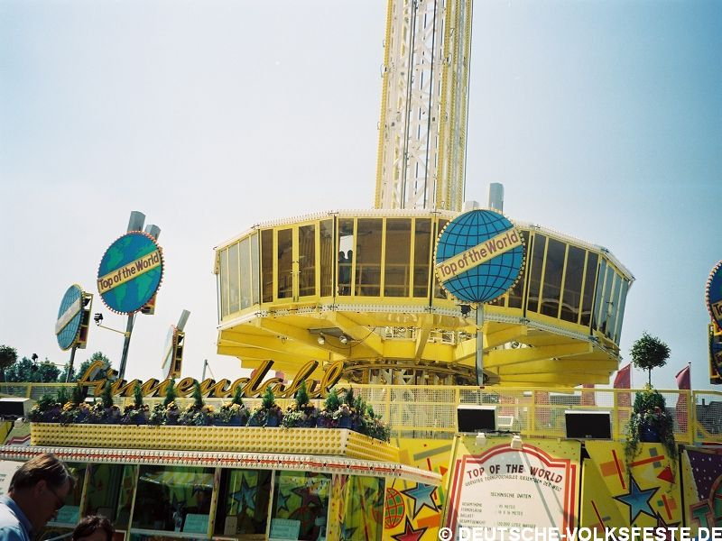 Düsseldorf Rheinkirmes 1996