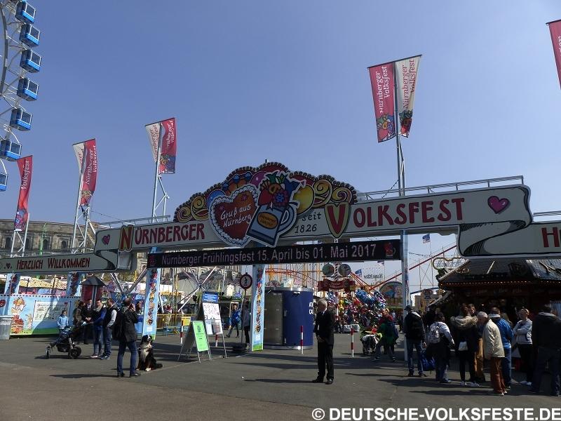 Nürnberg Volksfest