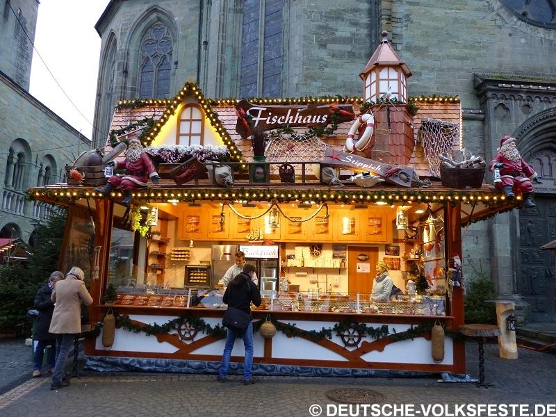 Soest Weihnachtsmarkt