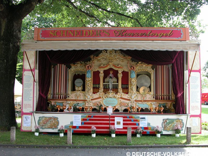Schneider Konzertorgel