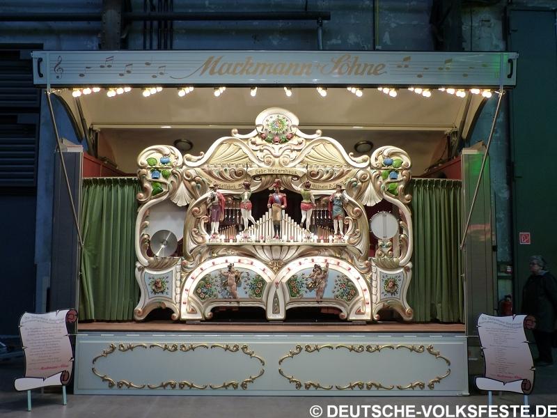 Markmann Konzertorgel