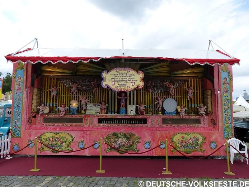 Müller Konzertorgel