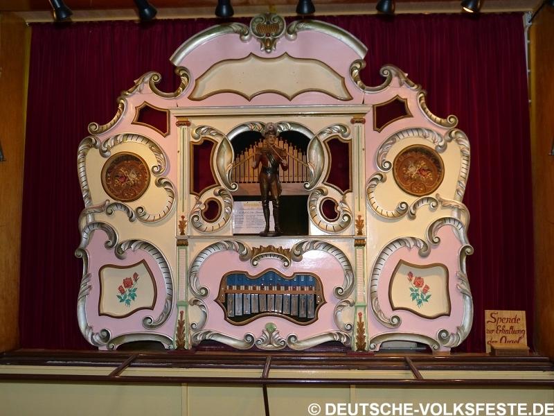 Schleifer Konzertorgel