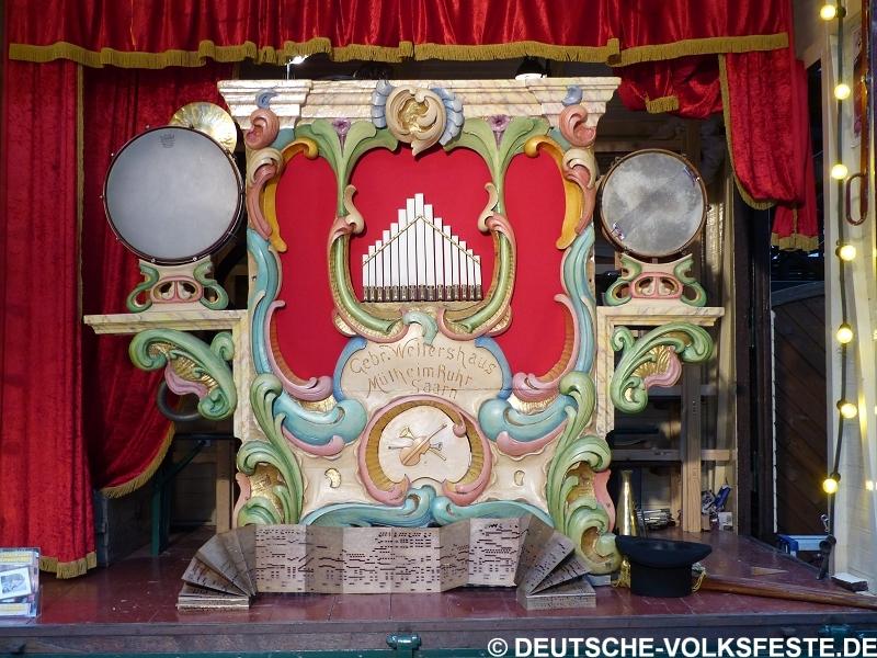Ritter Konzertorgel
