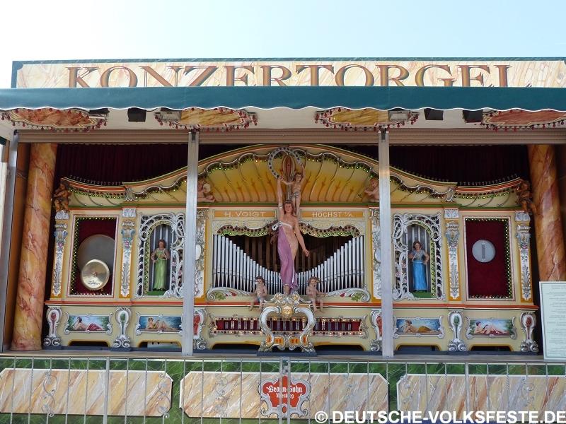 Braun Konzertorgel