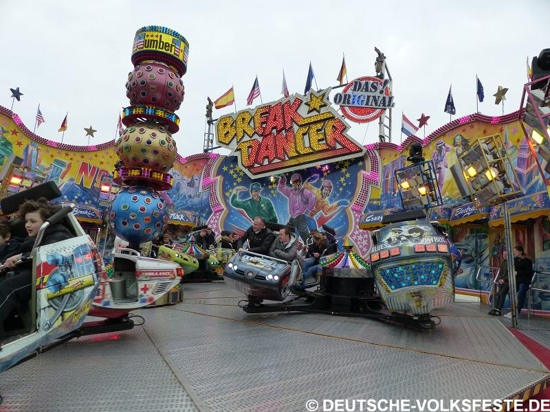 Wilhelmshaven Mega-Frühlingsfest 2018