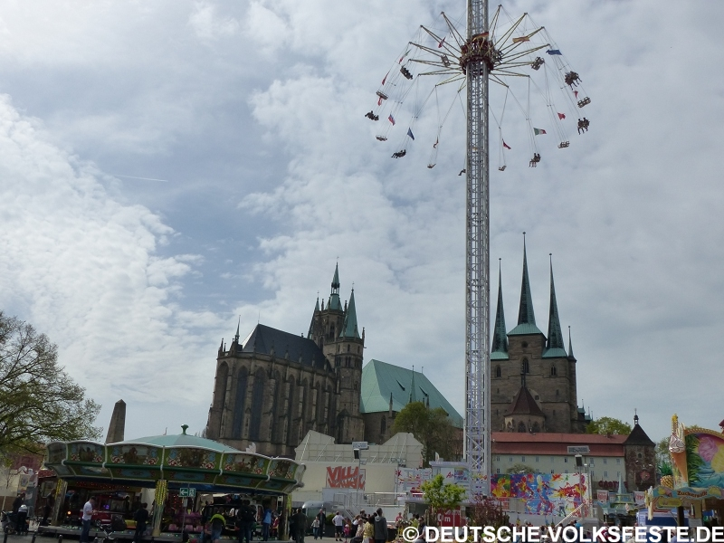 Erfurt Altstadtfrühling