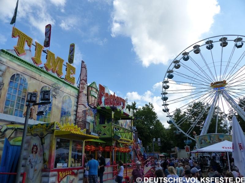 Leverkusen-Schlebusch Schützen- und Volksfest