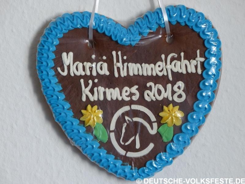 Warendorf, Mariä-Himmelfahrtkirmes 2018