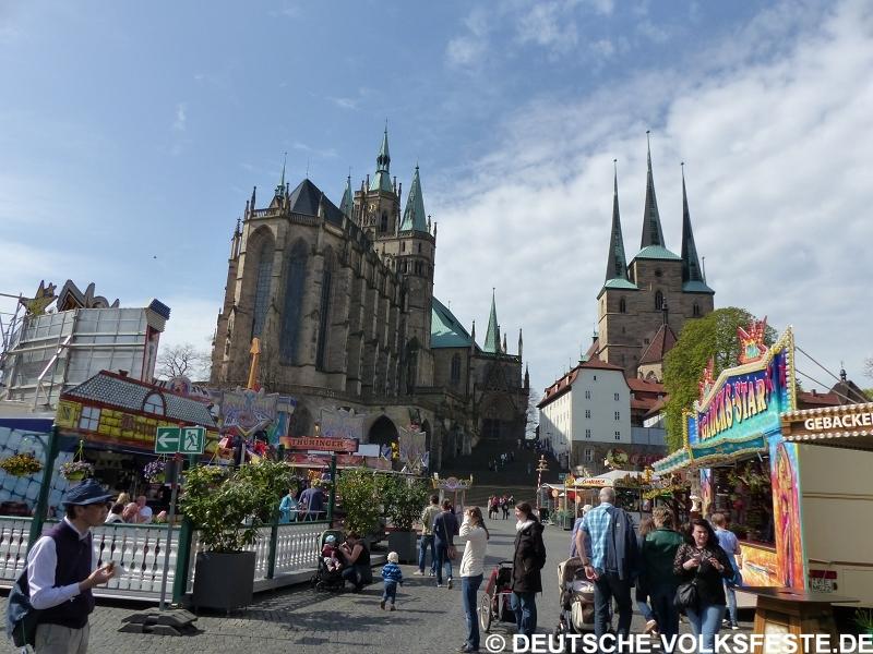 Erfurt Altstadtfrühling 2018