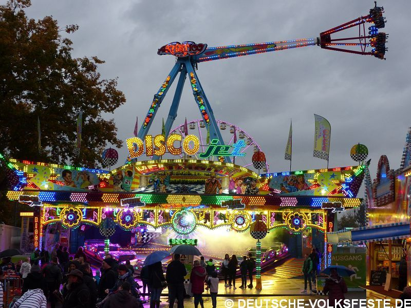 Dinslaken Martinikirmes 2018