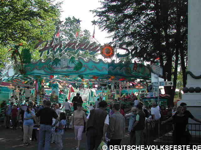 Bruchhausen-Vilsen Heiratsmarkt 2006