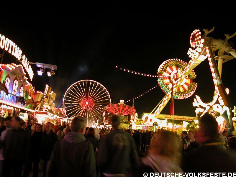 Oldenburg Kramermarkt 2007