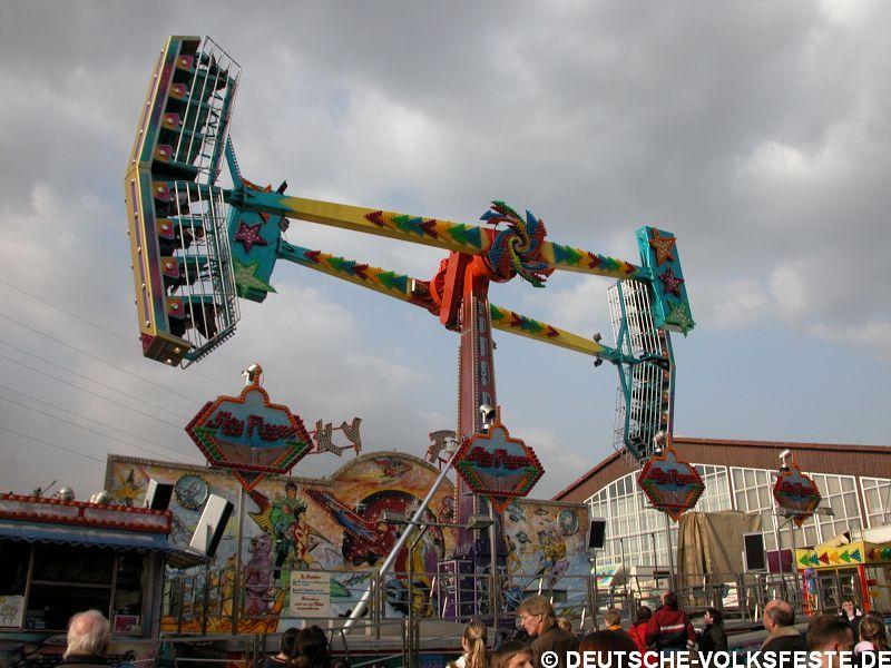Osnabrück Frühlingsjahrmarkt 2007