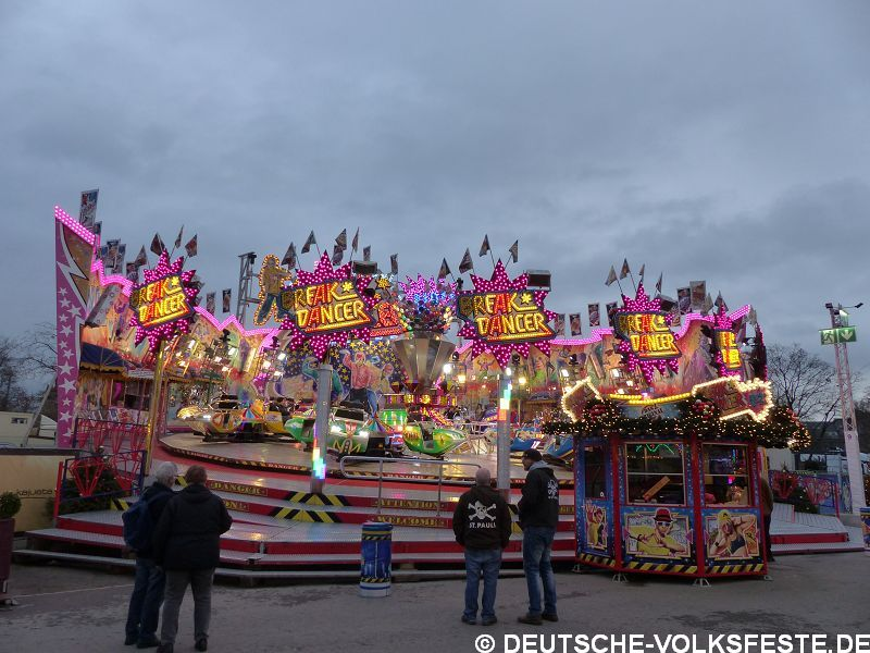 Hamburg Winterdom