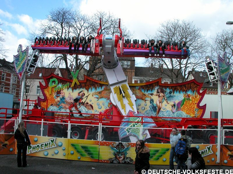 Herne City-Kirmes 2008