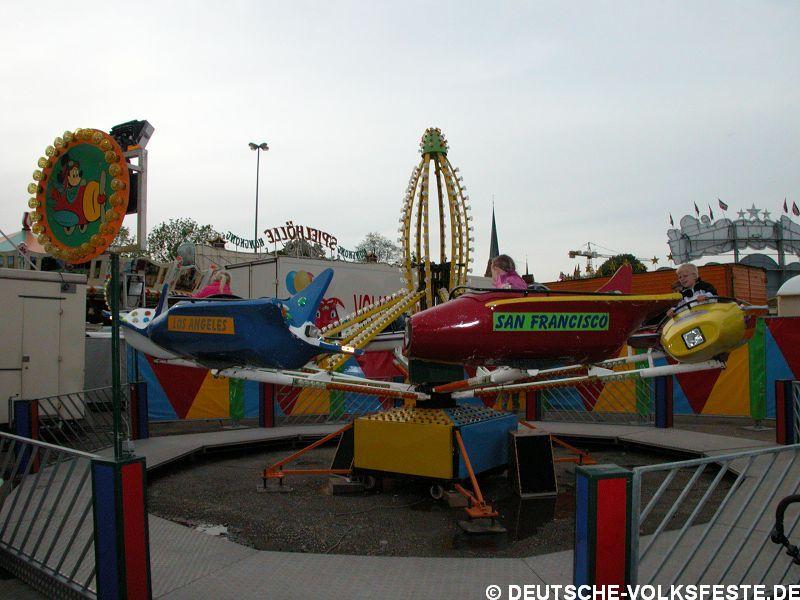 Bremerhaven, Frühjahrsmarkt 2009