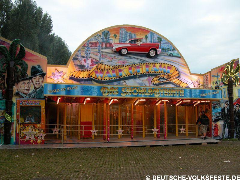 Warendorf, Mariä-Himmelfahrtkirmes 2008