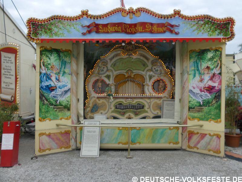 Roie Konzertorgel