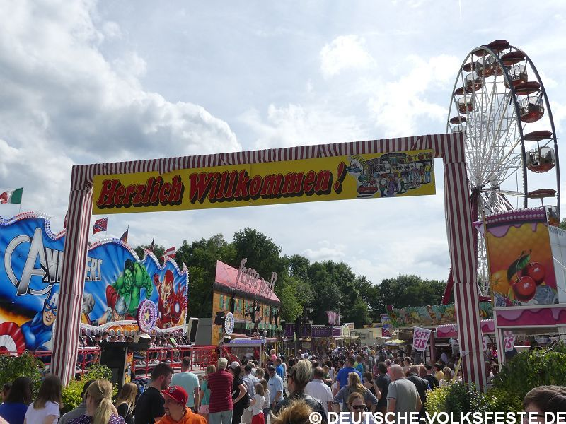Bad Rothenfelde Pfingstlaube 2019