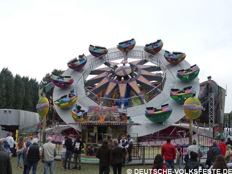 Warendorf Mariä-Himmelfahrtkirmes 2019