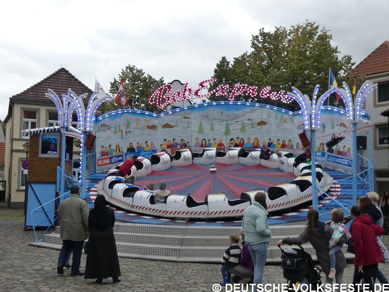 Warendorf-Feckenhorst, Warendorf, Freckenhorst, Freckenhorster Herbst 2019