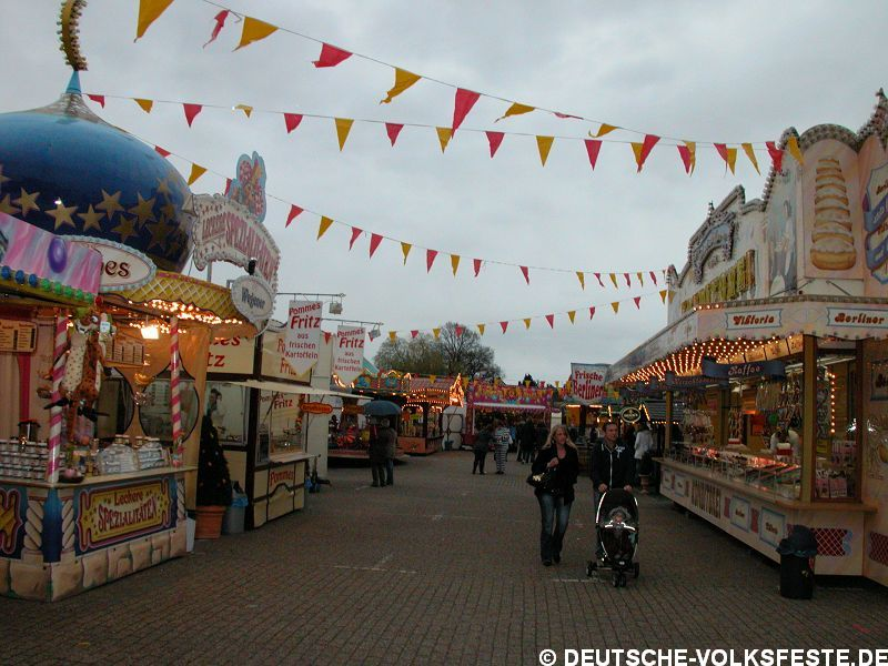 Oldenburg Frühjahrsmarkt 2010