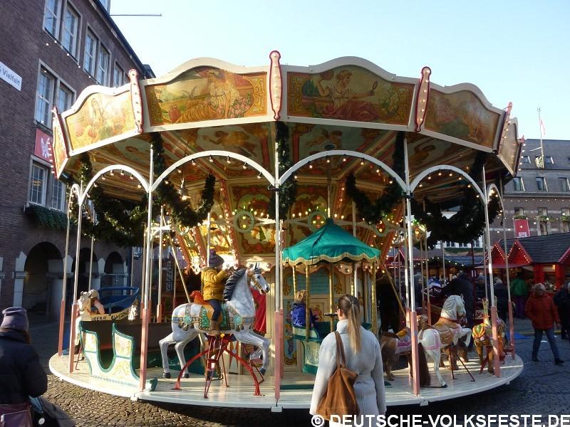 Düsseldorf Weihnachtsmarkt 2019