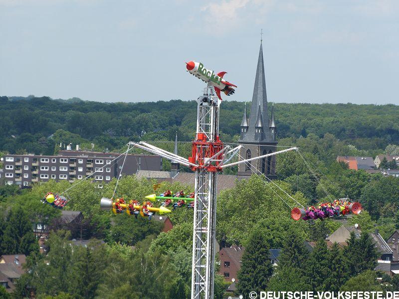 Oberhausen-Sterkrade Fronleichnamskirmes 2012