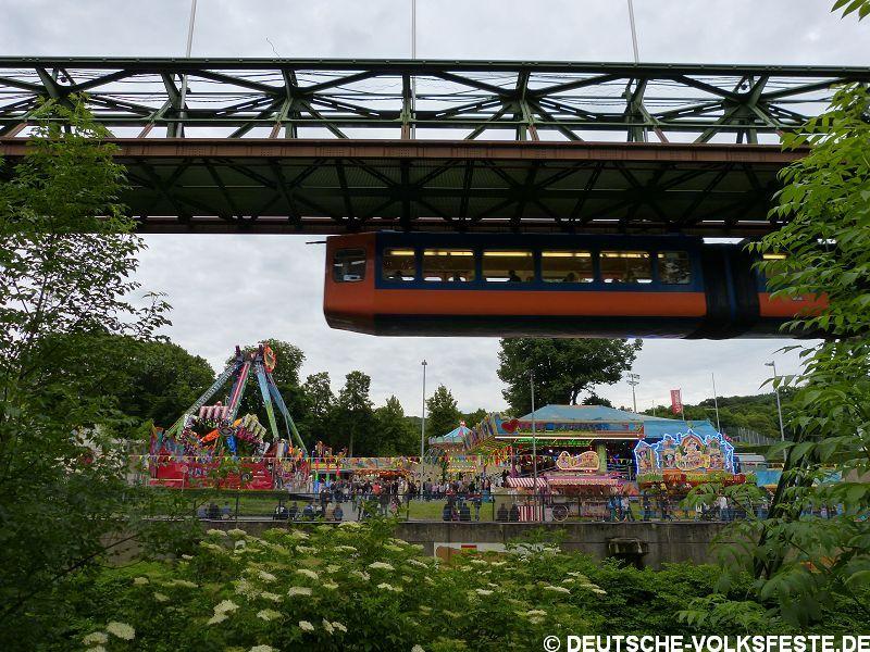 Wuppertal Mega-Kirmes 2011
