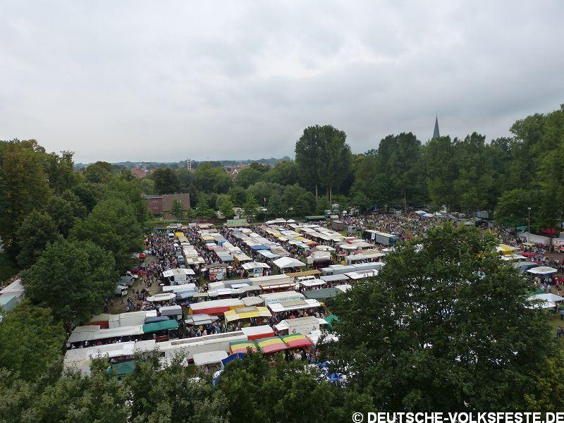 Telgte Mariä-Geburts-Markt 2011