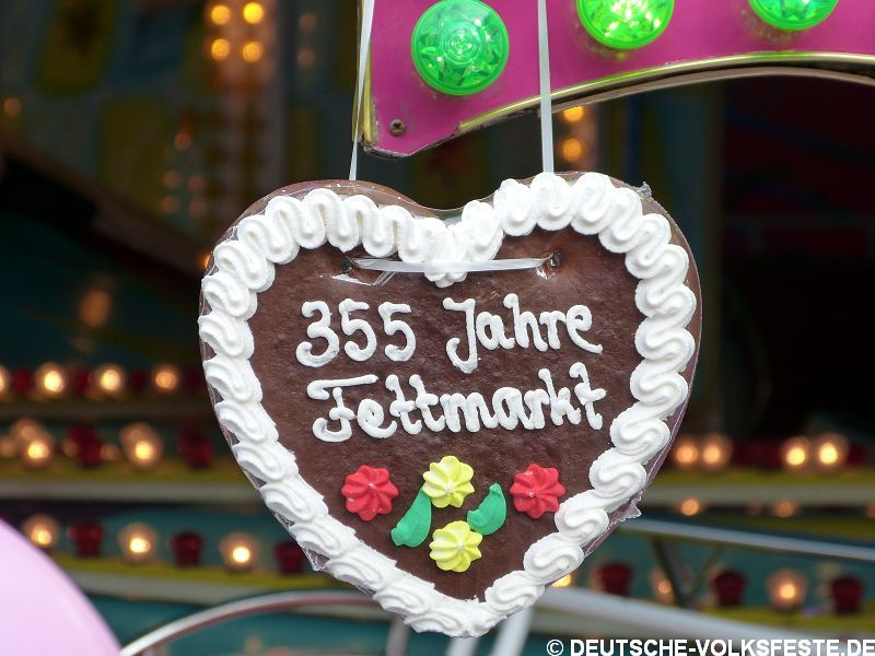 Warendorf Fettmarkt 2012