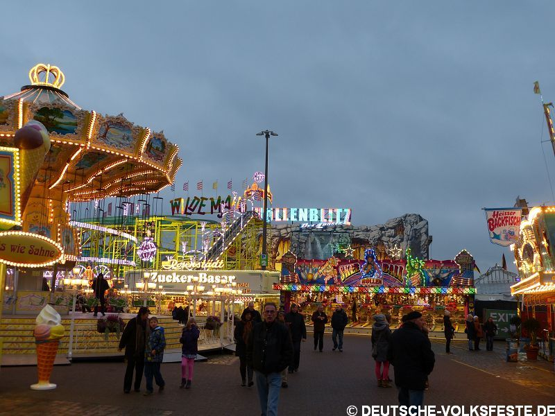 Bremen Freimarkt 2012