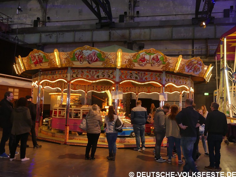 Bochum Historischer Jahrmarkt 2020