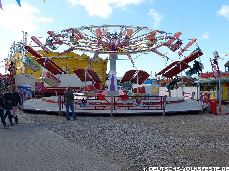 Wilhelmshaven Frühlingsfest 2013