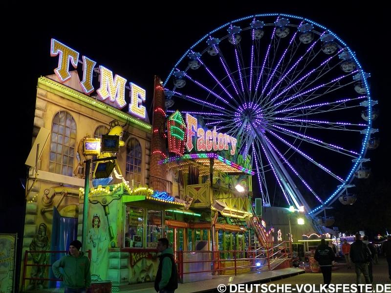 Warendorf Fettmarkt 2014