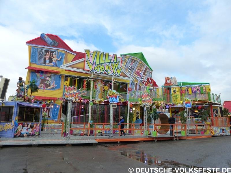 Recklinghausen Palmkirmes 2015