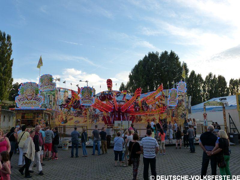 Warendorf Mariä-Himmelfahrtkirmes 2013