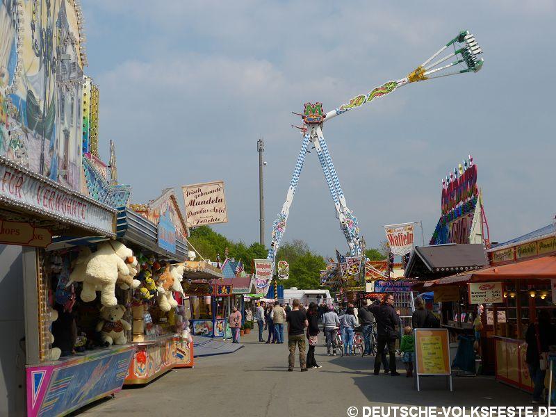 Bielefeld Frühjahrskirmes 2014