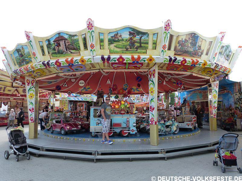 Bremerhaven Frühjahrsmarkt 2014