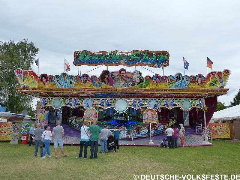 Heiden Schützenfest 2014